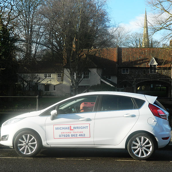 Michael Wright Norwich Driving Tuition