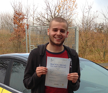 Test Success with Michael Wright Driving Lessons in Norwich